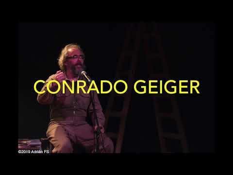 Presentación 2020 de Conrado Geiger