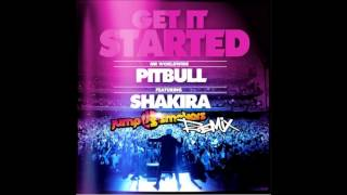 Pitbull feat. Shakira - Get It Started (Jump Smokers Extended Mix)