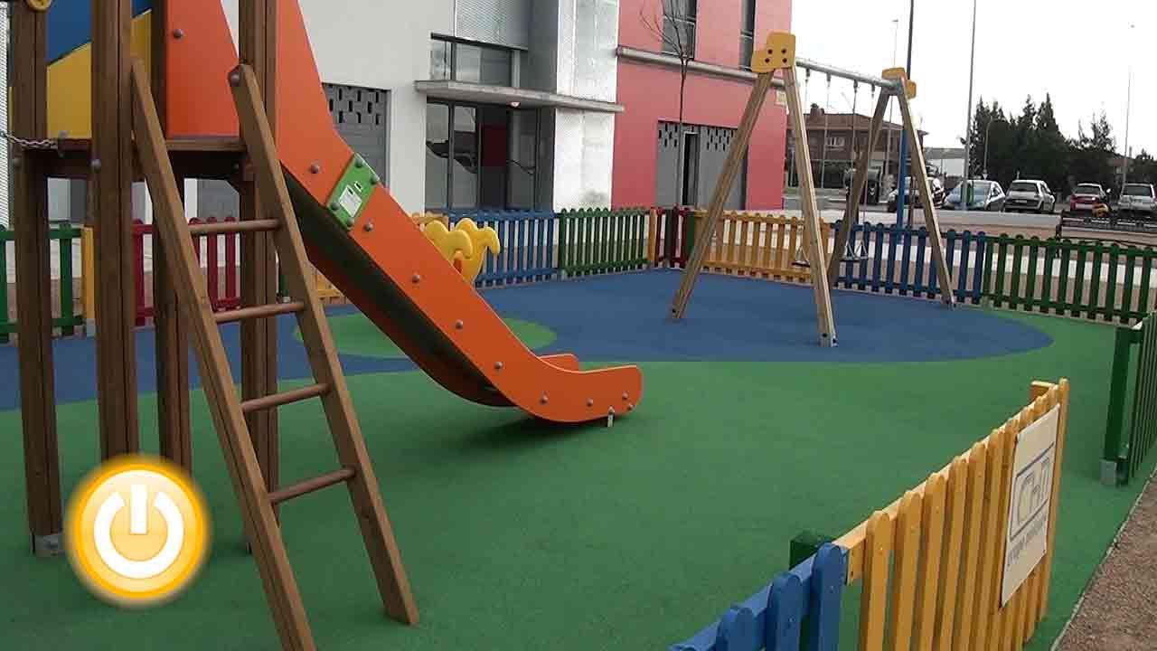 Castelar Y El Parque Del Guadiana Contaran Con Juegos Infantiles