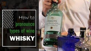 Cách Phát Âm Tên Các Loại Whisky Nổi Tiếng | Hướng Nghiệp Á Âu