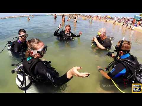 Charlie's Try Dive with Marine Divers