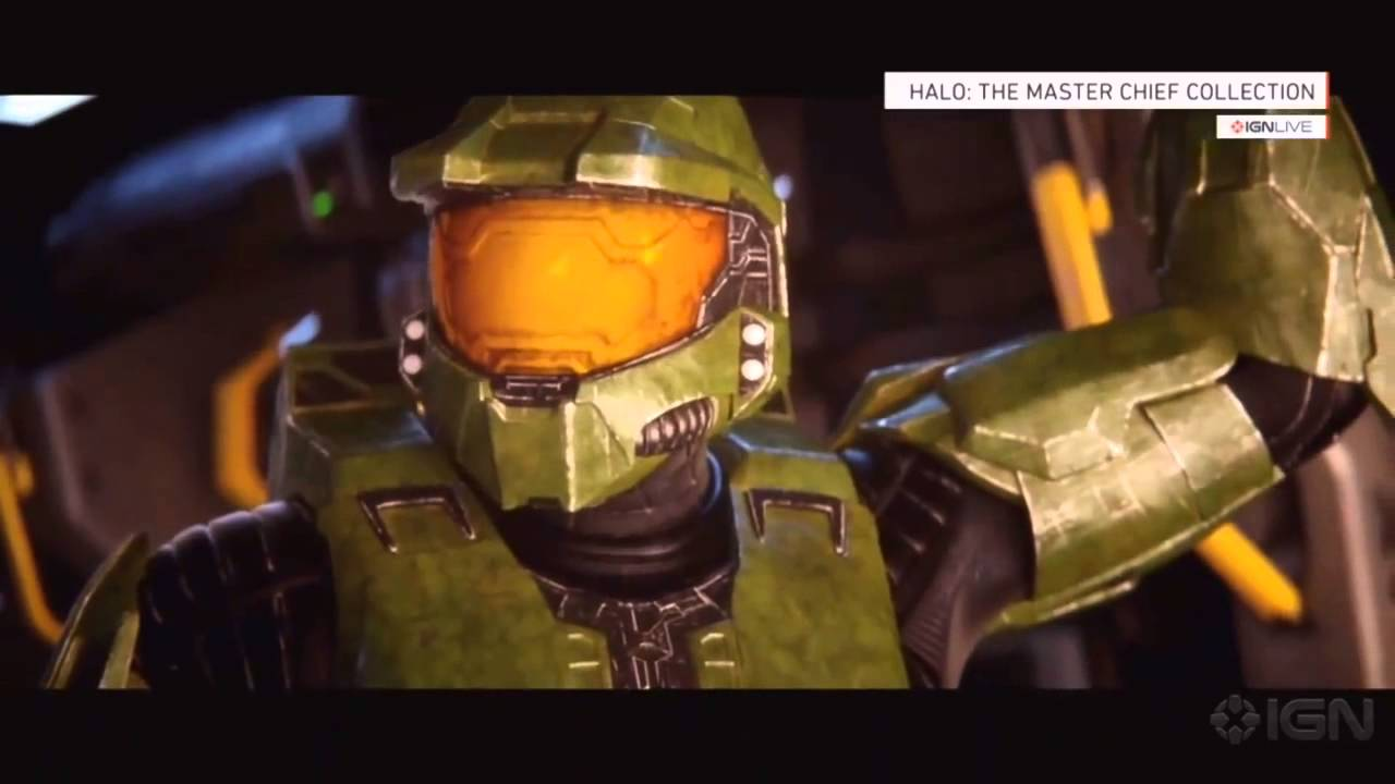 Halo 2 Anniversary Introductory Cinematic Revealed Halo