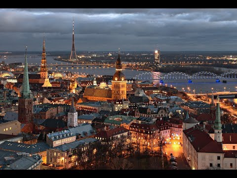Top 10 Tallest Buildings In Riga Latvia 2018/TOP 10 Rascacielos Más Altos De Riga Letonia 2018