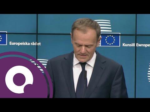 Donald Tusk wybrany na szefa Rady Europejskiej | OnetNews