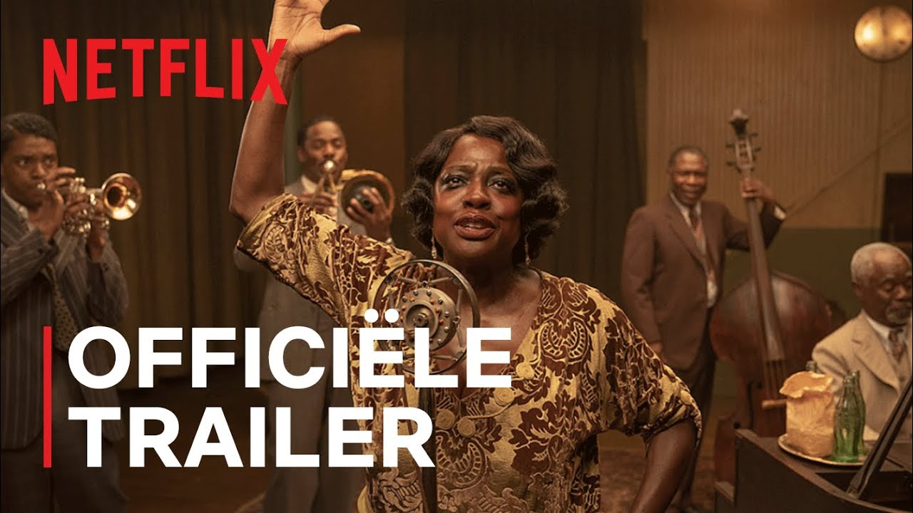 Ma Rainy's Black Bottom trailer op Netflix België