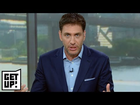 Mike Greenberg 'surprised' by Terrell Owens refusing Hall of Fame induction invite | Get Up | ESPN