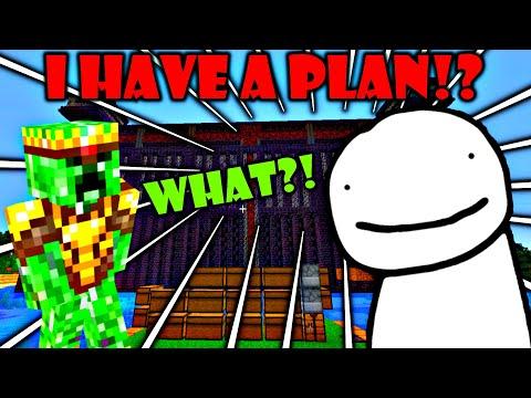 Dream's NEW PLAN to ESCAPE PRISON! (dream smp)