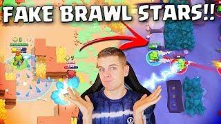 FAKE BRAWL STARS GAME SPELEN!!