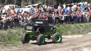pudding creek mud bog truck challenge part 1