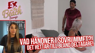 REAGERAR PÅ EX ON THE BEACH CELEBRITY | EP 11 *STEEEELT*