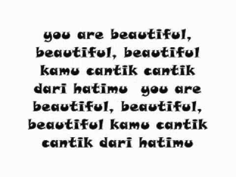 CherryBelle - Beautiful Lyric