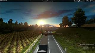 TruckersMP Traffic Jam