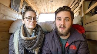 What happened to our STOLEN STUFF? | van life break-in update thumbnail