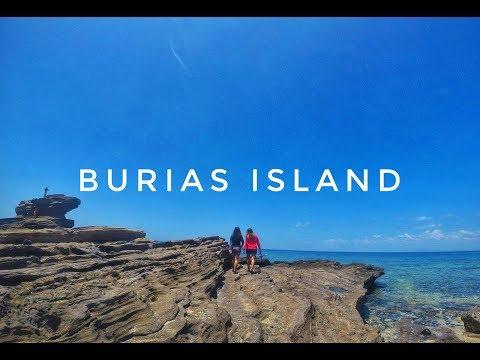 Burias Island 2017 (Isla Dapa + Sombre Island + Tinalisayan Sandbar + Animasola Island)| An Gaspar