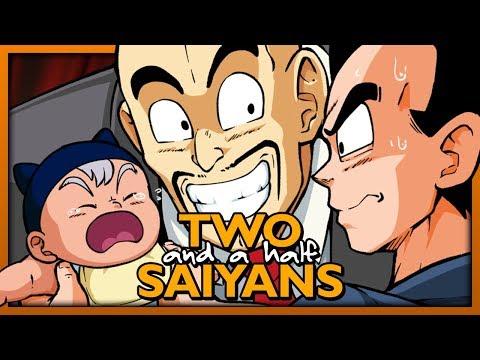 dragonshortz-episode-1:-two-and-a-half-saiyans---teamfourstar-(tfs)