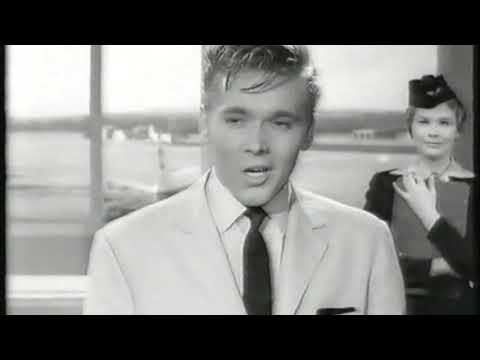 Billy Fury -  Once Upon A Dream  ( from Play It Cool movie) [ CC ]