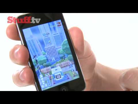 iPod Touch 3G hands on review