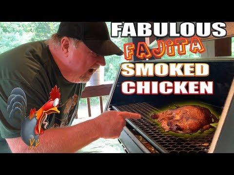 Fabulous Fajita Smoked Chicken | Smoked on the Lonestar