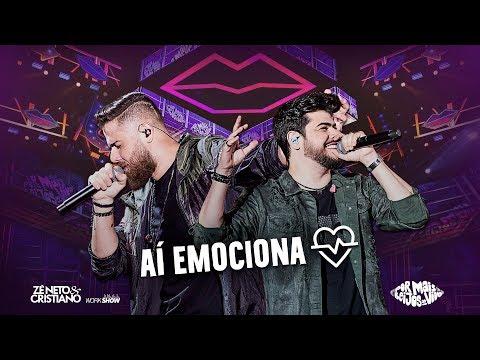 Zé Neto e Cristiano - AÍ EMOCIONA - DVD Por mais beijos ao vivo