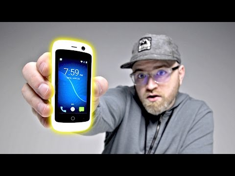Thumbnail: Unboxing The World's Smallest 4G Smartphone
