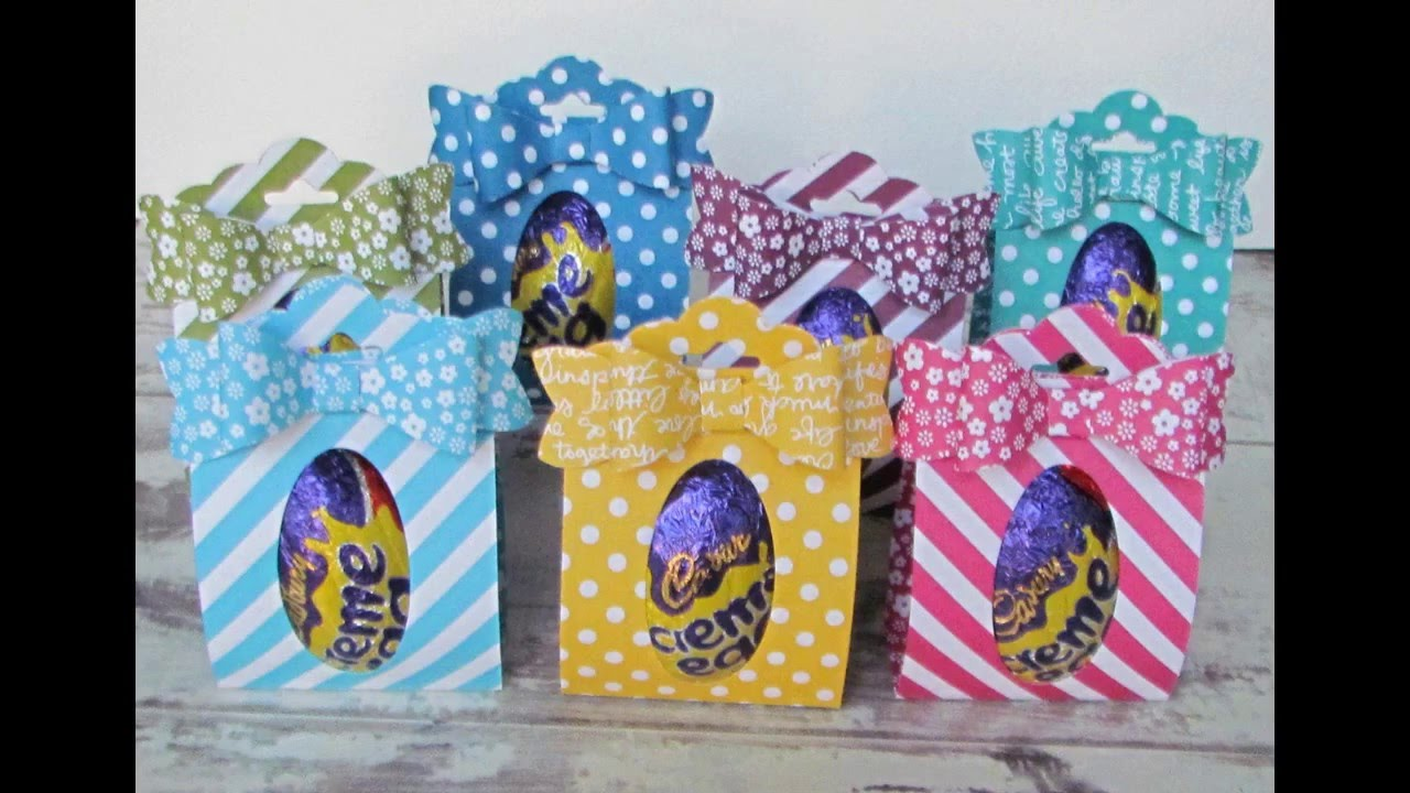 Easter gift idea from stampin up youtube easter gift idea from stampin up negle Image collections