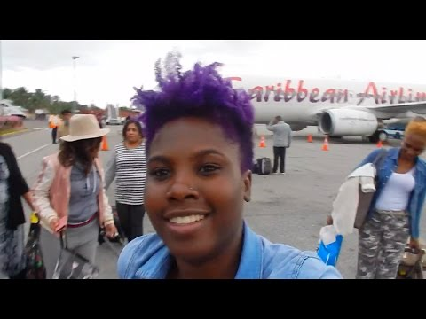 GUYANA HERE WE COME | GUYANA VLOG