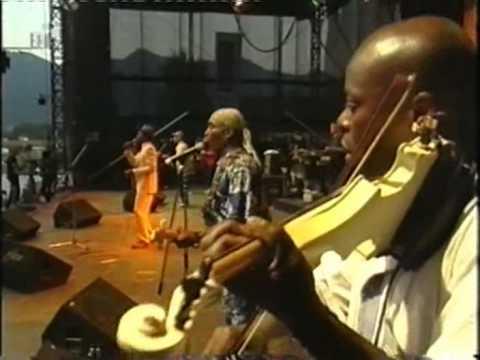 Linton Kwesi Johnson - Chiemsee Reggae 1999