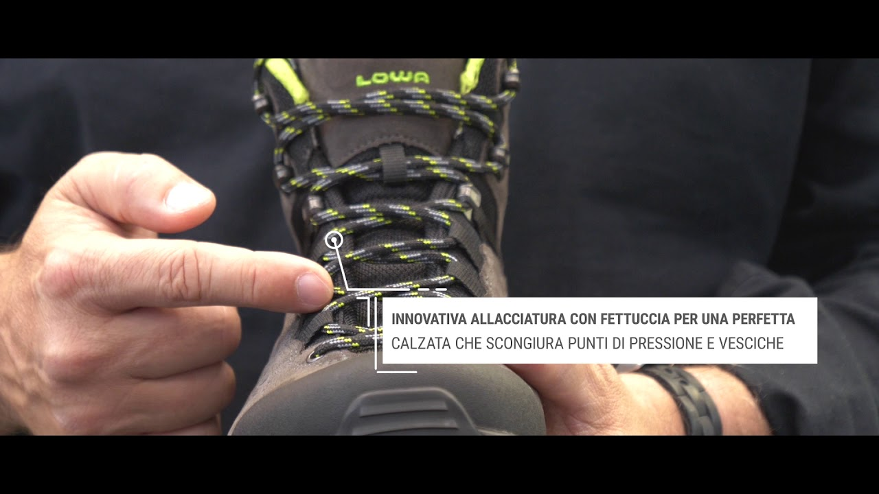 Lowa Explorer GTX Mid ad OutDoor by ISPO Summer 2020