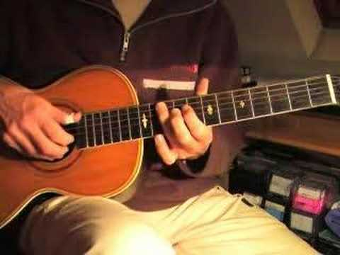 Needed Time - Lightnin' Hopkins Lesson part 2 - the solo mp3