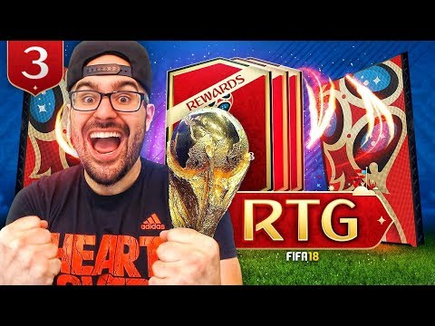 YES!!! WE PACKED A MASSIVE UPGRADE! *World Cup Final* FIFA 18 Ultimate Team  RTG #03