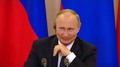 Geheimdienst-Affäre: So springt Wladimir Putin US-Präsident Donald Trump zur Seite