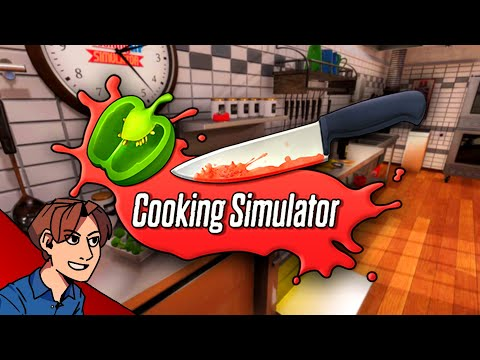 Cooking with Jared! | Cooking Simulator | ProJared Plays