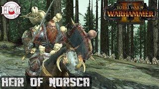 Heir of Norsca - Total War Warhammer 2 - Online Battle 232