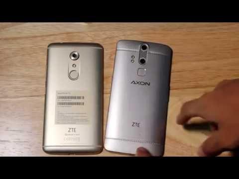 รีวิว ZTE AXON 7 สุดยอดมือถือตัวท็อป 15,990.-