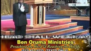 Bishop Ben Oruma-This head shall wear a crown
