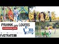 PRANK ON LOVERS and couples 💯 | watch TILL END | FUNNY Prank | APRIL FOOL DAY PRANK |FASTRATE00