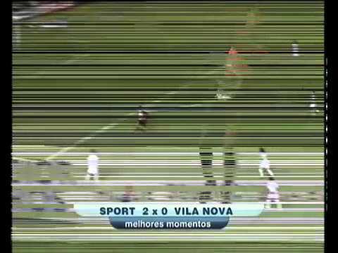 Série B 2011 – Sport 2 x 0 Vila Nova – Gol de Williams (Narração de Roberto Queiróz).mp4