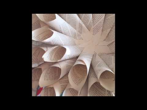 Paper Rolled Wreath