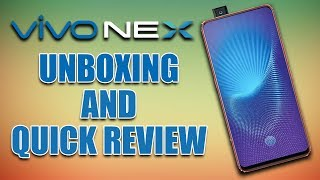 Vivo NEX India Honest Unboxing, Real Camera Review, Worth The Price?