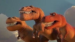 Мультсериал о приключениях динозаврика Динка #27- смотреть онлайн!