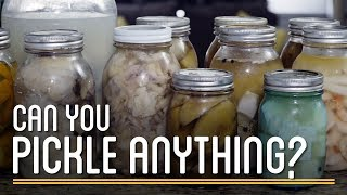 Can You Pickle Anything? | How to Make Everything: Preservatives