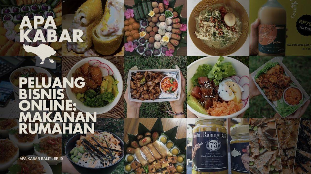 Peluang Bisnis Online: Makanan Rumahan | APA KABAR BALI ...