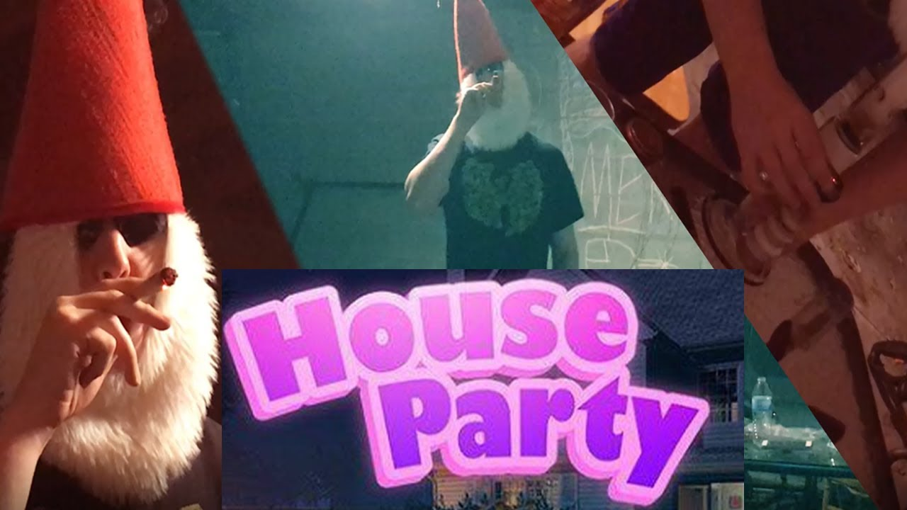 House Party: Picking up women with cheat codes