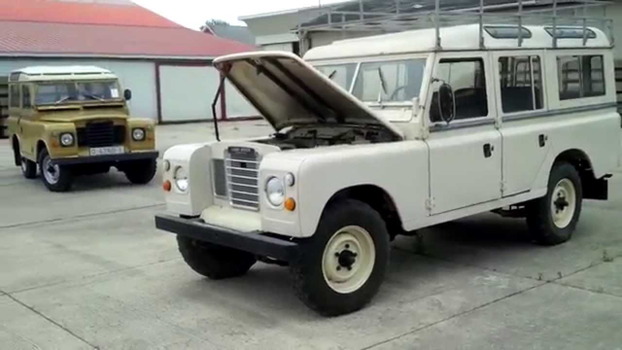 land rover defender santana 109 tour youtube. Black Bedroom Furniture Sets. Home Design Ideas
