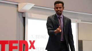 Dare to Decide | Captain Arivananthan | TEDxUTARKampar