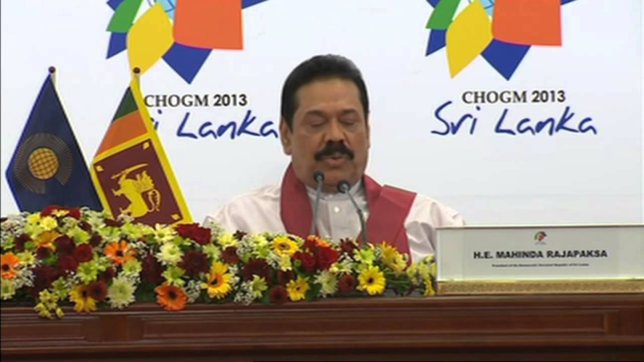 Sri Lanka: President Mahinda Rajapaksa quizzed by Channel 4 News