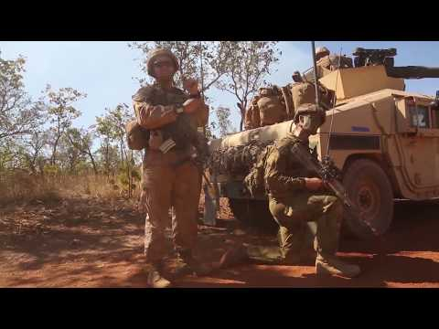 Exercise Talisman Saber 17 Field Training Exercise - North