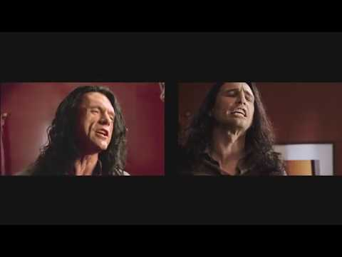 The Room / The Disaster Artist - Scene Comparisons
