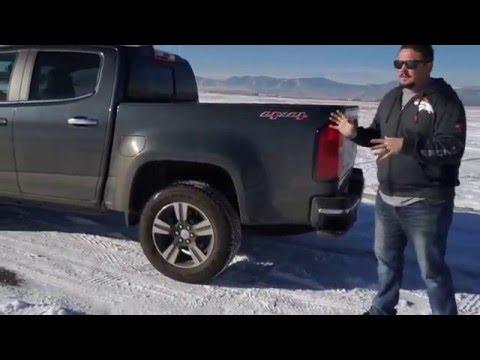 2015 Chevy Colorado Crew Cab Short Box