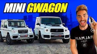 MI NUEVA MERCEDES GWAGON MINI 😍 NUEVO PROYECTO DE CAMIONETA 4x4 🔥